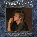 David Cassidy - His Greatest Hits: Live Volume One (1) CD 1986
