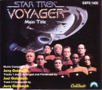 Jerry Goldsmith - Star Trek: Voyager Main Title CD Single 1995