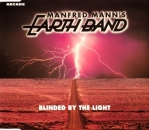 Manfred Mann's Earth Band - Blinded By The Light CD Single 1992