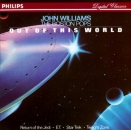 John Williams, The Boston Pops - Out Of This World CD 1983 1989