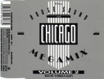 Various Artists - The House Sound Of Chicago: Megamix Vol. 2 CD Single 1989